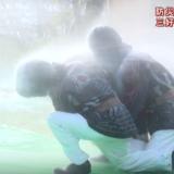 (取材日:1月14日、取材地:池田総合体育館・諏訪公園)