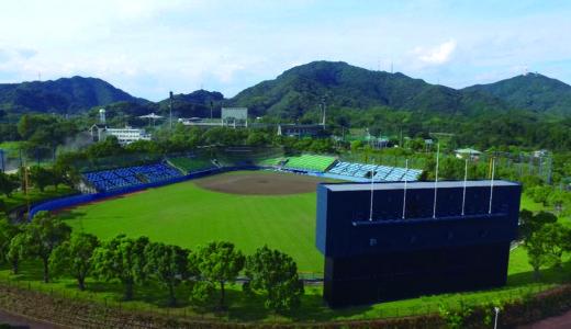 春季四国地区高校野球大会 生中継