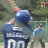 (取材日:9月15日、取材地:吉野川運動公園野球場)
