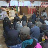 (取材日:4月29日、取材地:剣神社、剣山)