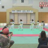 (取材日:6月9日、池田総合体育館)