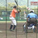 (取材日:7月28日、取材地:吉野川運動公園野球場)
