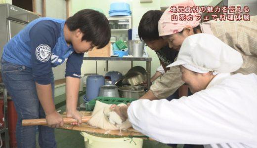 (取材日:11月3日、取材地:西祖谷山村有瀬)