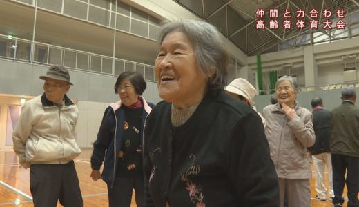 (取材日:11月22日、取材地:池田総合体育館)