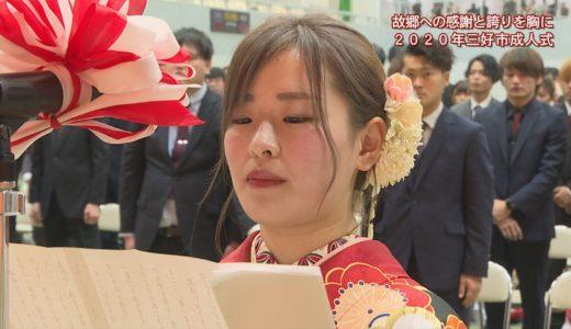 (取材日:1月3日、取材地:池田総合体育館)