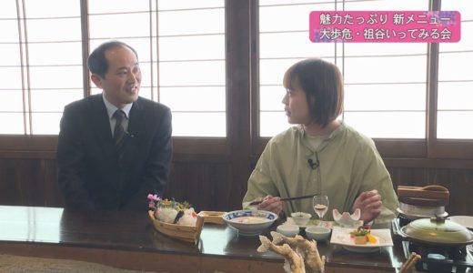 (取材日:4月11日 取材地:ホテルかずら橋)