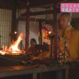 (取材日:6月21日 取材地:池田町州津 箸蔵寺)