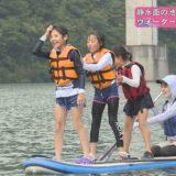(取材日:8月23日 取材地:池田ダム湖)