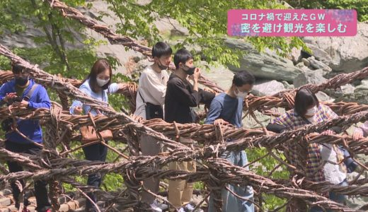 (取材日:5月4日 取材地:西祖谷山村善徳)