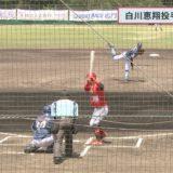 (取材日:7月23日 取材地:吉野川運動公園野球場)