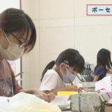 (取材日:8月22日 取材地:井川公民館)