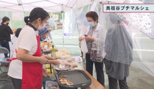 (取材日:8月21日 取材地:東祖谷歴史民俗資料館前)